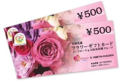 フラワーギフトカードが当たる!敬老の日ツイートキャンペーン