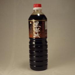 南九州州特有のスッキリとした甘口醤油です